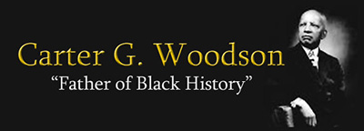 Black History Month Carget G. Woodson