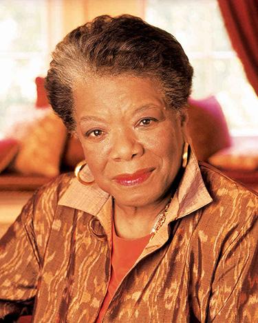 Maya Angelou Part1 - Black History Month