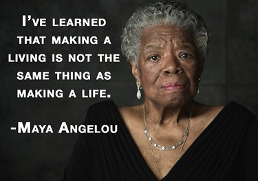 Maya Angelou Part1 - Black History Month