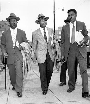 Ralph D. Abernathy - Black History Month