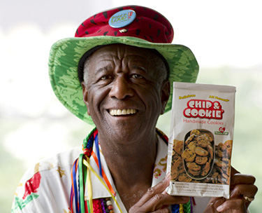 Wally Amos - Black History Month
