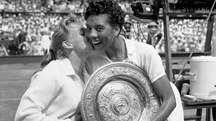 Althea Gibson - Black History Month 2015