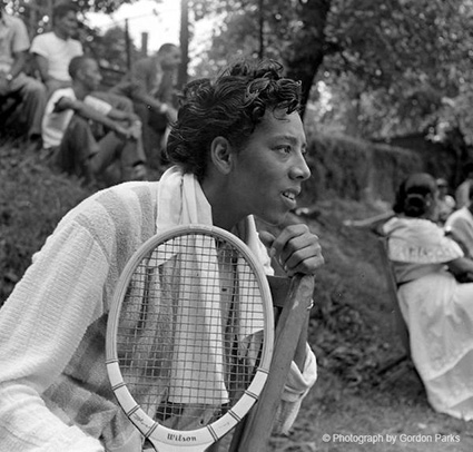 althea gibson woman s history month The sociological and historical significance of august 25, 1950 was enormous for   gibson's inclusion in america's biggest tennis event wasn't just about gaining   five in women's doubles: the french 1956, the australian in 1957, wimbledon  in 1956,  two months later, gibson defeated brough, 6-3, 6-2, to win the us.
